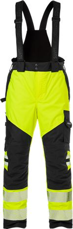 High vis Airtech® shell trousers class 2 2515 GTT 8 Fristads  Large
