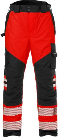 High vis Airtech® shell trousers class 2 2515 GTT 6 Fristads  Large