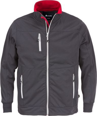 Acode vindtät sweatshirt-jacka 1448 WBP 1 Acode  Large