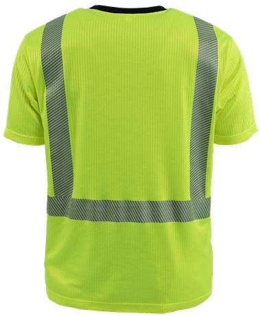 T-shirt HiVis 1.0 2 Leijona Solutions  Large