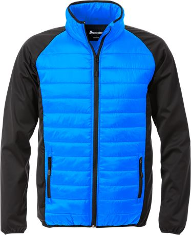 Acode quiltad jacka med softshell 1489 SCQ 1 Acode  Large