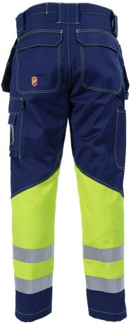 Tool Pocket Trousers HiVis FR 1.0 3 Leijona  Large