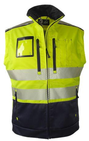 Jacket HiVis 2.0 Detachable Sleeves 3 Leijona  Large