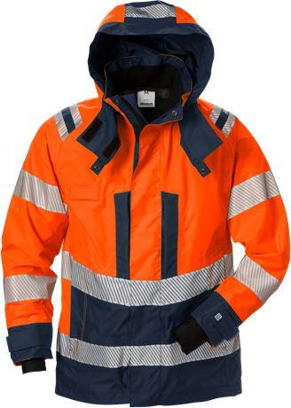 Hi Vis Airtech® skal jakke dame kl.3 4518 1 Fristads  Large