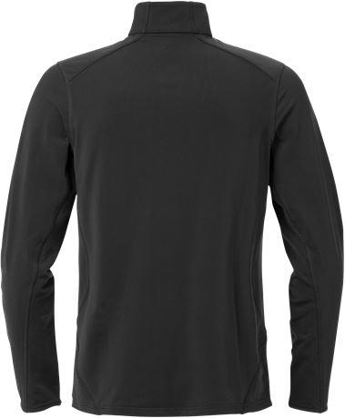 Acode stretch-tröja med kort dragkedja 1764 TSP, dam 2 Fristads  Large