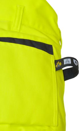Flamestat high vis winter trousers class 2 2085 ATHS 3 Fristads  Large