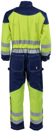 Coverall HiVis FR 1.0 2 Leijona Solutions  Large