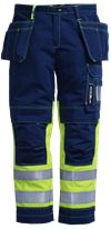 Tool Pocket Trousers Multitech  1 Leijona Small