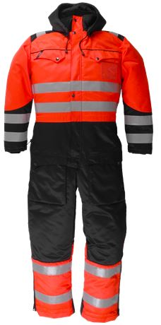 Winter Coverall HiVis 1.0 1 Leijona  Large