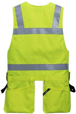 Tool Pocket Vest HiVis FR 1.0 3 Leijona  Large