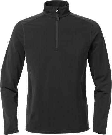 Acode stretch-tröja med kort dragkedja 1764 TSP, dam 1 Fristads  Large