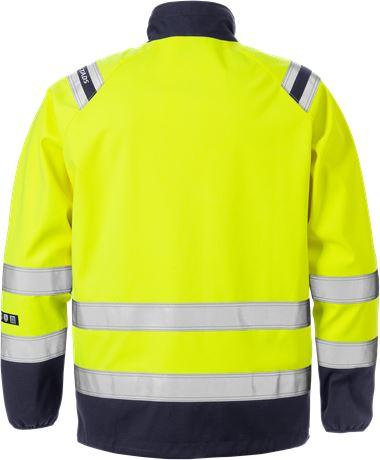 Flamestat softshell-jacka 4016 FSS, klass 3 2 Fristads  Large