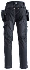 Ladies Tool Pocket Trousers FleX Stretch 2 Leijona Small