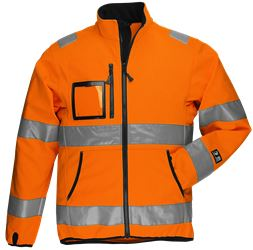 Softshell Jacket HiVis 1.0 Leijona Medium