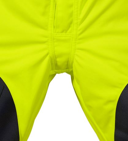 Flamestat high vis winter trousers class 2 2085 ATHS 4 Fristads  Large