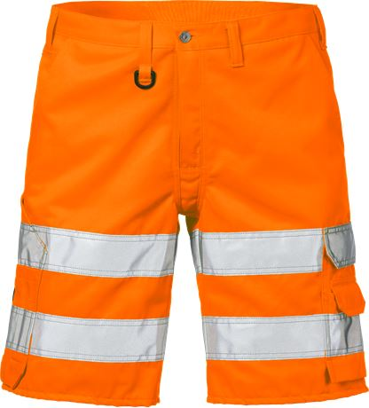 High Vis Shorts Kl. 2 2528 THL 1 Kansas  Large