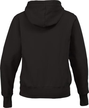 Acode sweatshirt-jacka med huva 1746 DF, dam 2 Acode  Large