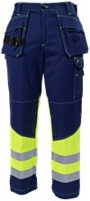 Tool Pocket Trousers HiVis FR 1.0 2 Leijona Small