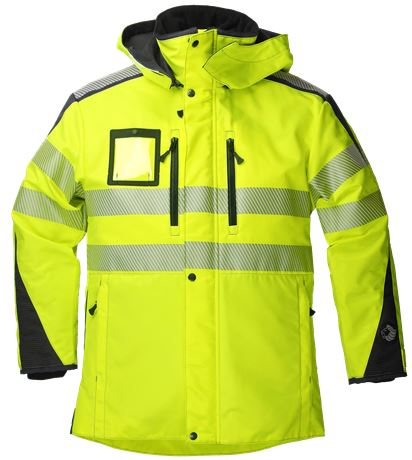 Parkas med löstagbart foder HiVis 2.0 1 Leijona  Large
