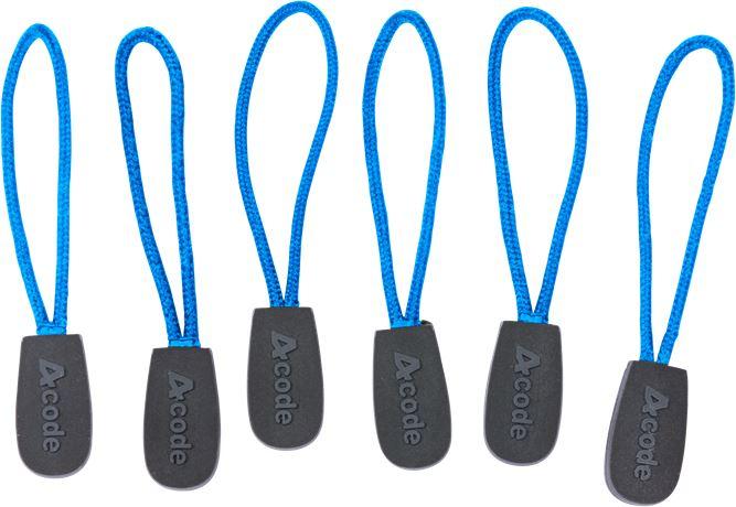 Acode zip pullers 1698 ZP 2 Acode  Large