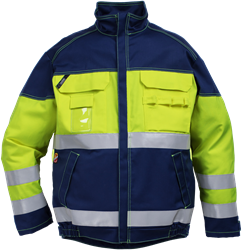 Jacket, HiVis FR Leijona Medium