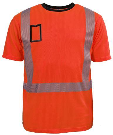 T-shirt HiVis 1.0 2 Leijona  Large