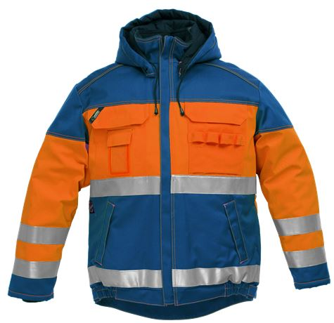 Winter Jacket HiVis FR 1.0  1 Leijona  Large