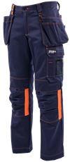 Tool Pocket Trousers Maintech 4 Leijona Small