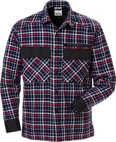 Quilted shirt 7095 SCP 1 Fristads  Large