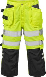High vis pirate trousers cl 2 2027 PLU Kansas Medium