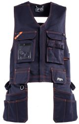 Tool Pocket Vest Maintech Leijona Medium