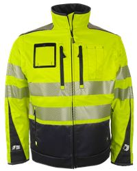 Jacket HiVis 2.0 Detachable Sleeves Leijona Medium