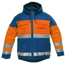 Winter Jacket HiVis FR 1.0  Leijona Medium