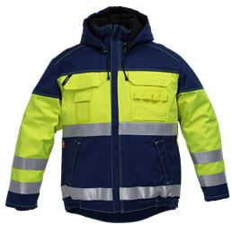 Winterjacke HiVis FR 1.0 Leijona Medium