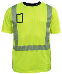 T-Shirt HiVis 1.0 Leijona Solutions Medium