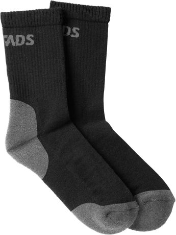 Wool socks 2-pack 9168 SOW 1 Fristads  Large