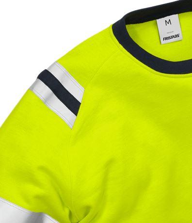 Flamestat Sweatshirt 7076 SFLH, klass 3 3 Fristads  Large