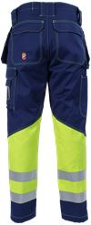 Tool Pocket Trousers HiVis FR 1.0 3 Leijona Small