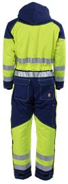 Winter Coverall HiVis FR 1.0 2 Leijona Small