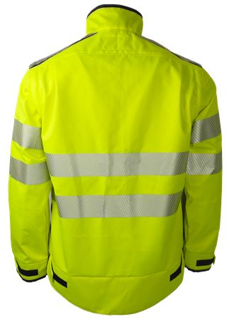 Jacket HiVis 2.0 Detachable Sleeves 2 Leijona  Large