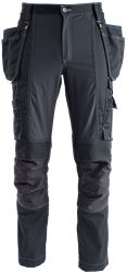 Ladies Tool Pocket Trousers FleX Stretch Leijona Medium