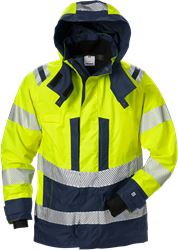 High Vis Airtech® shelljack dames klasse 3 4518 GTT Fristads Medium