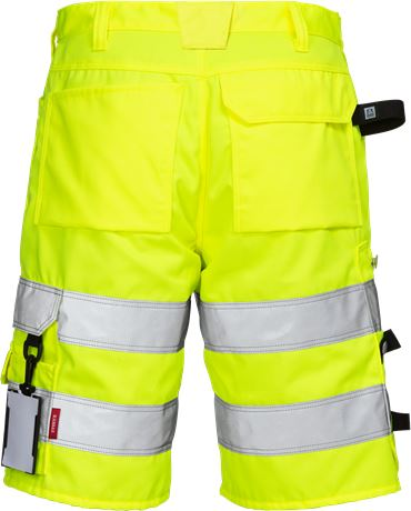 High Vis Handwerkershorts Kl. 2 2028 PLU 2 Kansas  Large