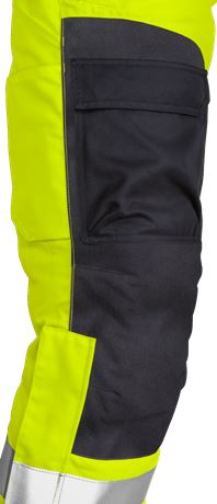 Flamestat high vis winter trousers class 2 2085 ATHS 6 Fristads  Large