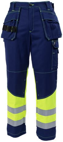 Tool Pocket Trousers HiVis FR 1.0 2 Leijona  Large