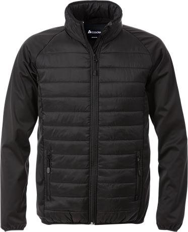 Let jakke med softshell, herre 2 Acode  Large