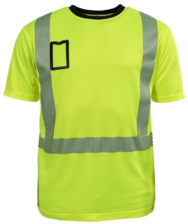 T-shirt HiVis 1.0 1 Leijona Solutions  Large