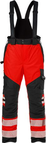 High vis Airtech® shell trousers class 2 2515 GTT 7 Fristads  Large