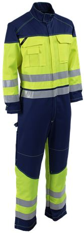 Coverall HiVis FR 1.0 3 Leijona Solutions  Large