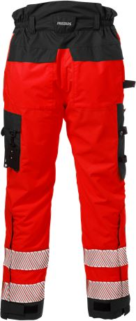 High vis Airtech® shell trousers class 2 2515 GTT 16 Fristads  Large
